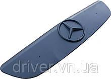 Зимня накладка матова  Mercedes Vito 2003-2010 (решітка)