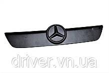 Зимня накладка матова  Mercedes Sprinter CDI 2002-2006