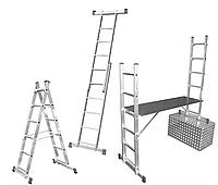 Лестничные подмости CORDA (2x6)