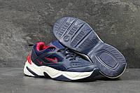 Кроссовки мужские Nike M2K Tekno синие, фото 1
