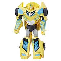 Трансформер Бамблби 22 см Transformers RID Combiner Force 3-Step Changer Power Surge Bumblebee Hasbro C2349
