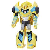 Трансформеры Бамблби 22 см автоботы Transformers 3-Step Bumblebee Hasbro C2349