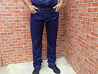 Джинсы мужские Levis 630 темно-синий (koyu)