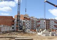 Строительство многоквартирных жилых домов под-ключ