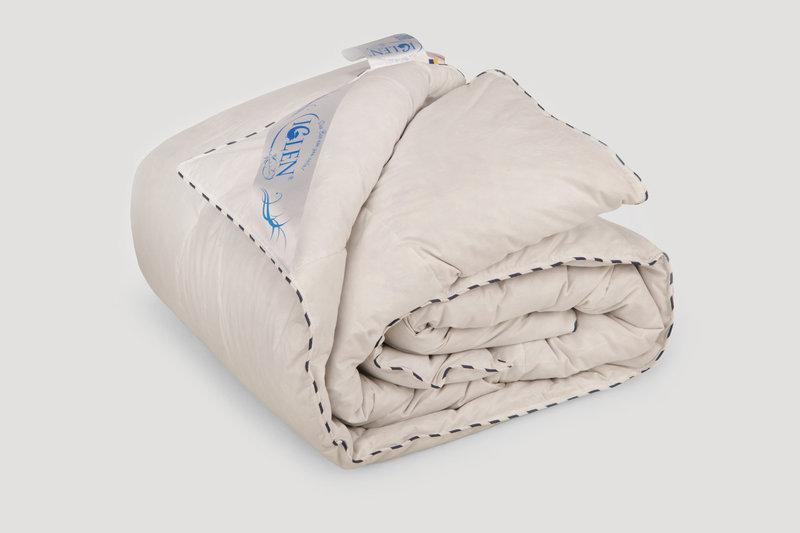 Одеяло Roster 100% пух (зимнее), ТМ IGLEN
