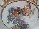 Ваза Три горла керамічна 56 см Китай, фото 4