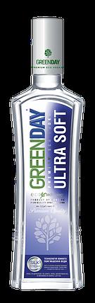 Водка особая Green Day Ultra Soft 0.5л, фото 2