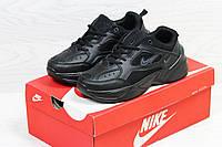 Nike М2K Tekno женские кроссовки черные (Реплика ААА+), фото 1