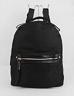 Стильный городской рюкзак SH-73 черный, фото 1