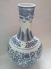 Ваза   керамическая  31 см Китай