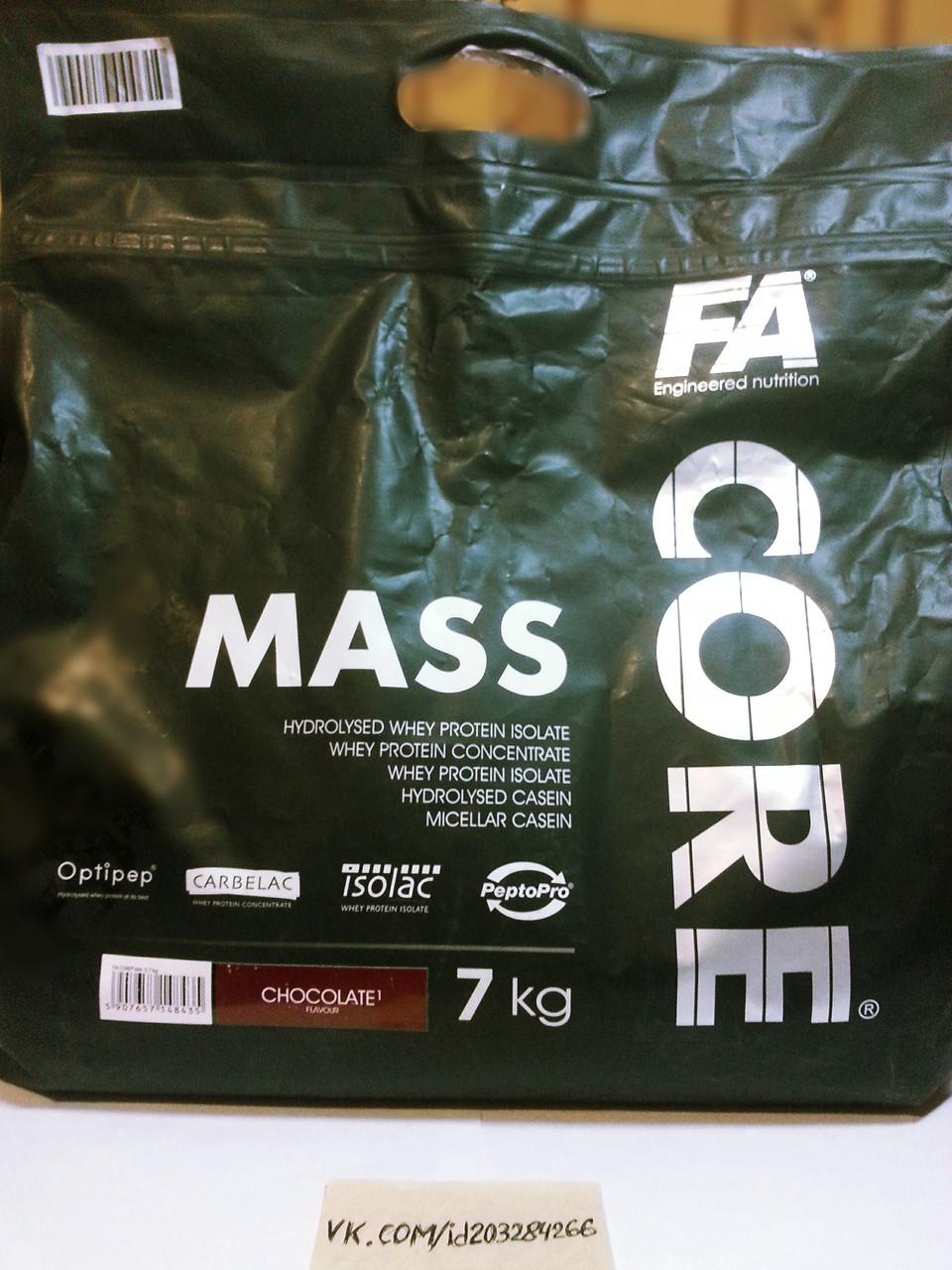 FA Nutrition Mass Core 7000г