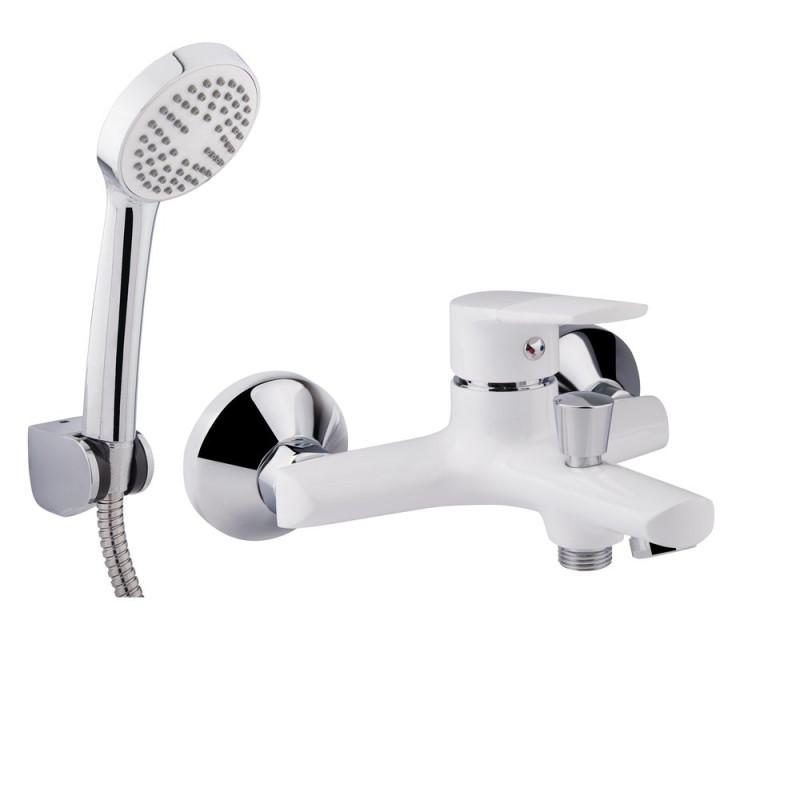 QT Polaris WHI 006 ванна короткая (k35)