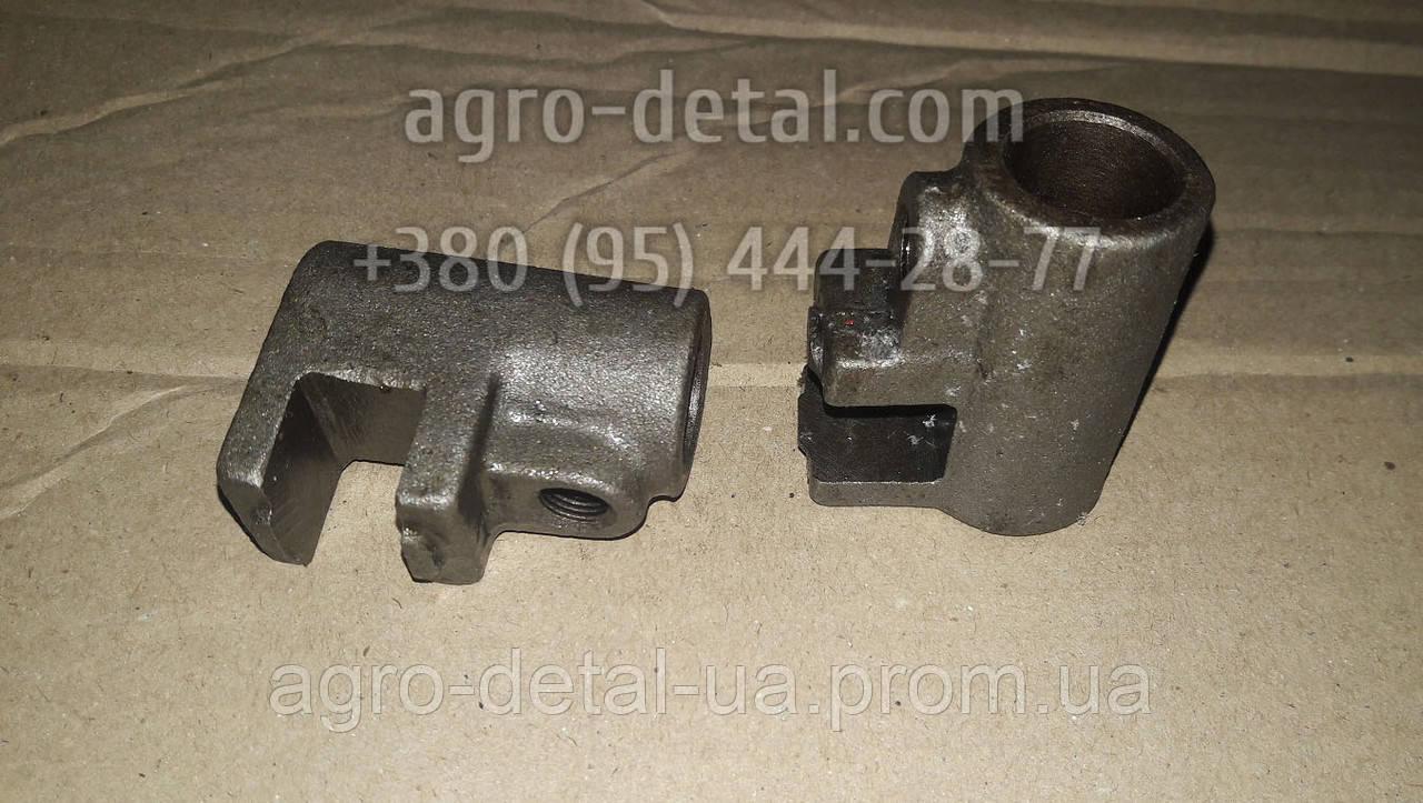 Поводок 25Ф.37.108 вилки переключения,коробки передач трактора Т-25Ф,Т-25ФМ,Т-2511,ХТЗ 3510