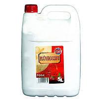 Жидкое мыло для рук Power Wash (роза) 5л