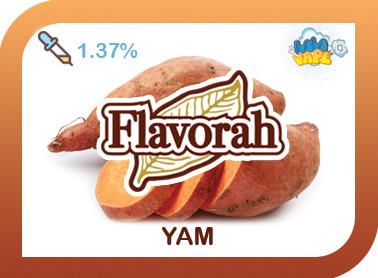 Yam ароматизатор Flavorah (Ямс)