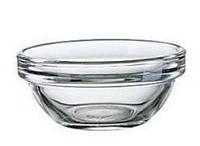 Салатник/соусник/солянка стеклянный 60мм EMPILABLE ARС 10011