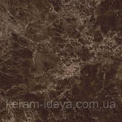 Плитка для пола InterCerama Emperador 43x43 темно-коричневая 434366032