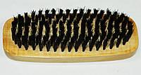 Щетка деревянная для чистки обуви 03.