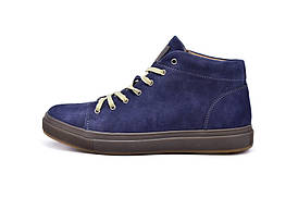 Ботинки зимние Affinity 2878 QCQ 99868 Blue