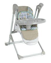 Детский стульчик-качели 2 в 1 Ventura Lorelli