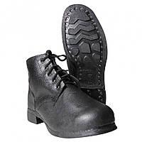Ботинки гвоздевые  38, Весна/осень, Черный