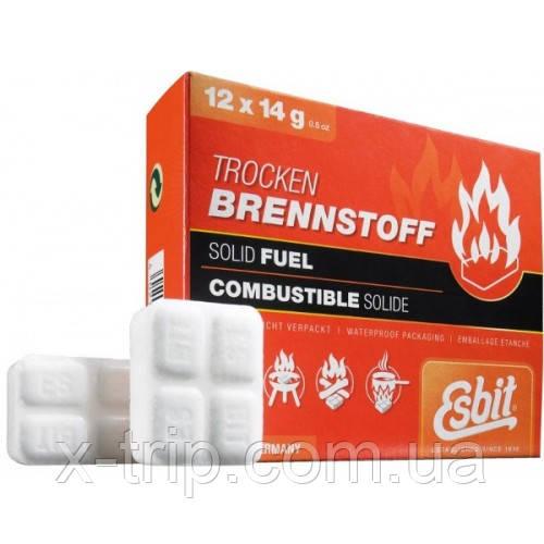 Твердое топливо таблетированное Esbit 00101200