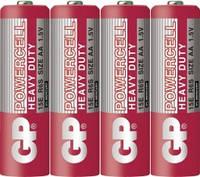Батарейка солевая GP powercell R-6 AA 40шт/уп
