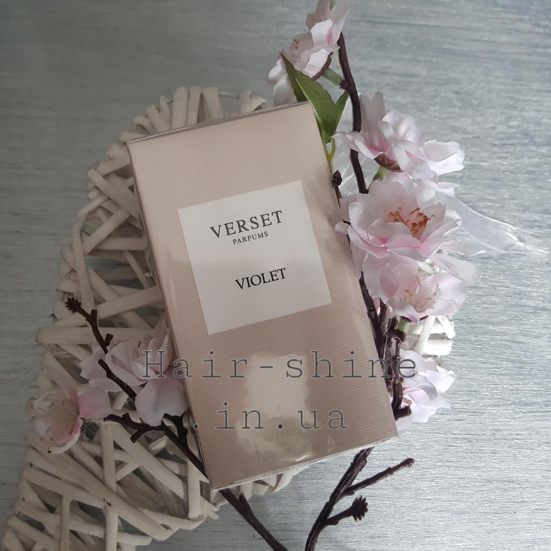 парфюмированная вода Verset Violet аналог Alien Thierry Mugler