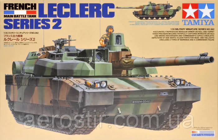 Leclerc Series 2 1/35  Tamiya 35362