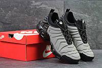 Кроссовки мужские Nike Air Max 95 TN осенние массивные качественные на каждый день (серые), ТОП-реплика, фото 1