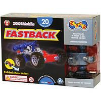 Конструктор ZoobMobile Fastback 20 деталей