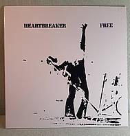 CD диск Free - Heartbreaker , фото 1