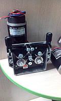 Подающий механизм (протяжка, привод  SSJ-11)  4-х роликовый для полуавтомата 24 вольта