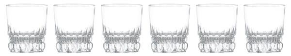 Набор низких стаканов LUMINARC IMPERATOR 6X300 мл (N1287)