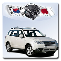 Forester S12 2008-2012