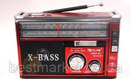 Радіоприймач GOLON RX-381BT