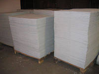 Асбокартон КАОН-1 толщина 5,0 мм, размер листа 800х1000 мм ГОСТ 2850-95