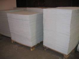 Асбокартон КАОН-1 толщина 2,0 мм, размер листа 800х1000мм  ГОСТ 2850-95
