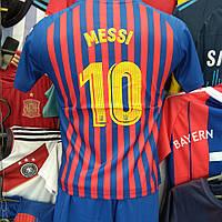 Футбольная форма ФК Барселона МЕССИ 2018-2019