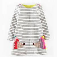 Платье для девочки Hedgehog Jumping Beans (2 года)