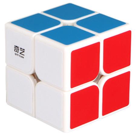 Кубик головоломка 2х2 QiYi QiDi, білий, 509789, в коробці