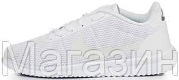Мужские кроссовки Nike Cortez Ultra BR White (в стиле Найк Кортес) белые