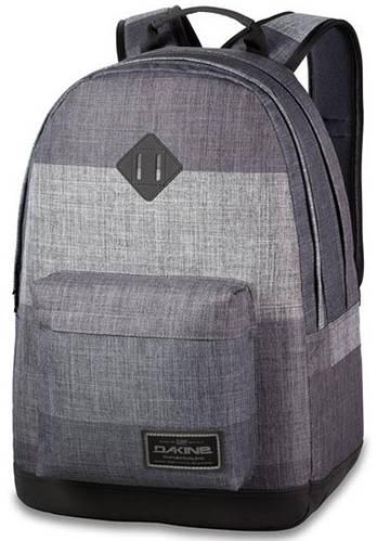 Мужской рюкзак для города Dakine Detail 27L Pewter  610934888201 серый