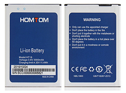 Аккумулятор для Homtom HT16