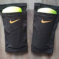 Держатели для щитков Nike реплика черные