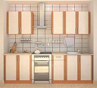 Недорогая корпусная мебель Киев кухня Софт Ротан