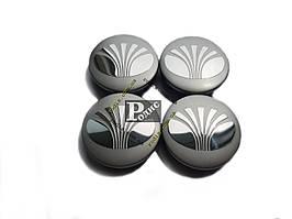 Колпачки на диски DAEWOO Ø 60-56 - Заглушки для дисков Деу
