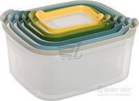 Набор контейнеров Opal Nest storage 6 шт. 81035 Joseph Joseph
