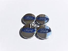 Колпачки на диски FORD Ø 60-56 - Заглушки для дисков Форд