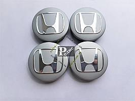Колпачки на диски HONDA Ø 60-56 - Заглушки для дисков Хонда